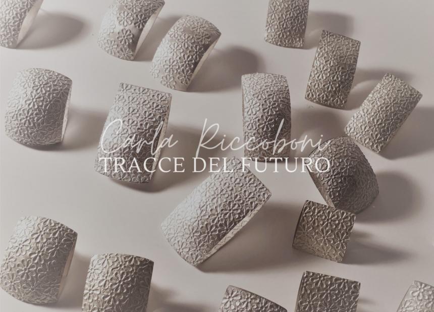 Caral Riccoboni - Tracce del Futuro, solo exhibition, Thereza Pedrosa gallery, Asolo
