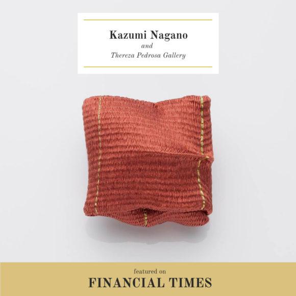 Kazumi Nagano featured on Financial Times